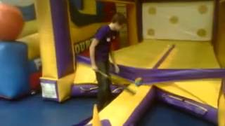 Air T Ball Inflatable Game For Rent Company Picnic Michigan