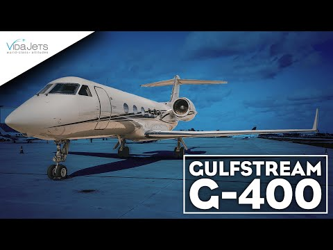 PRIVATE JET GULFSTREAM G-400