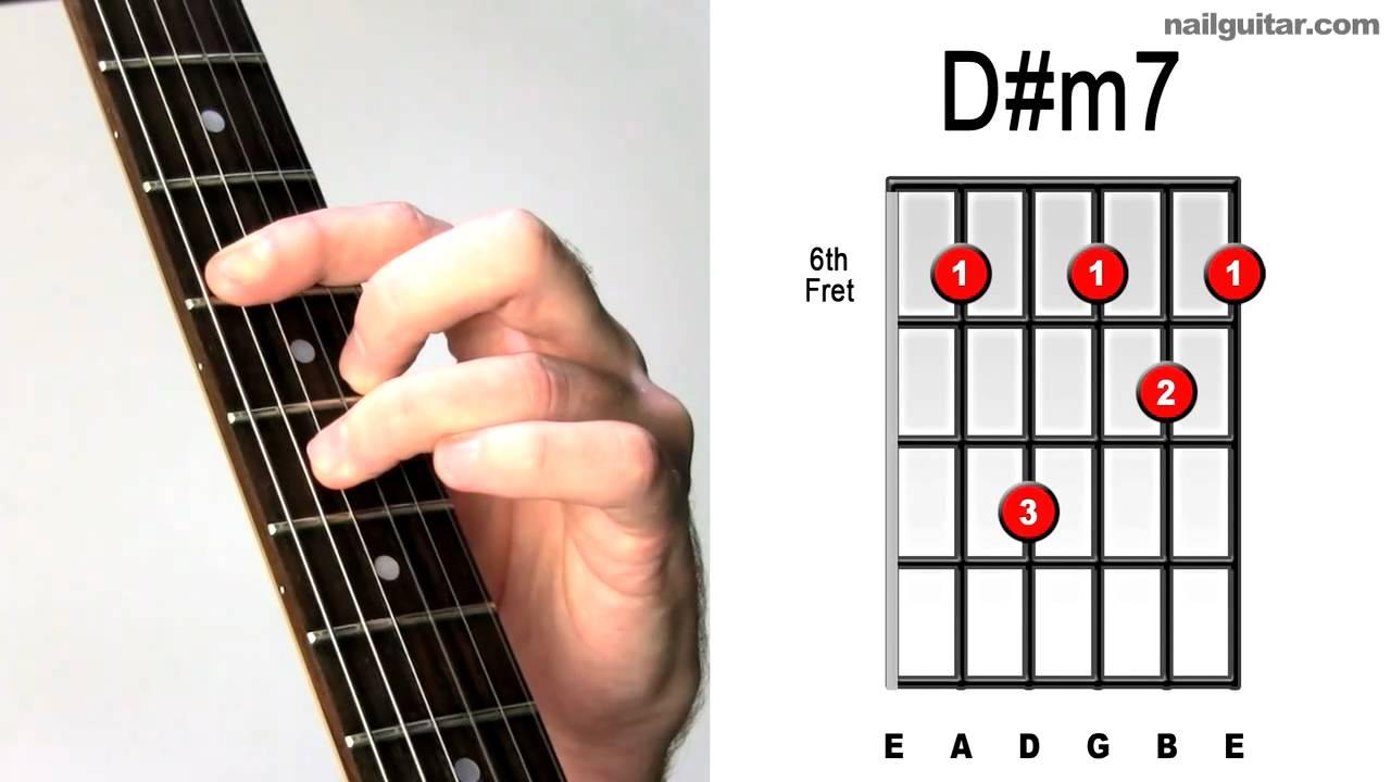 Dm15   Learn Guitar Chords Quick & Easy Tutorial   Bar Chord Lesson ♫♬