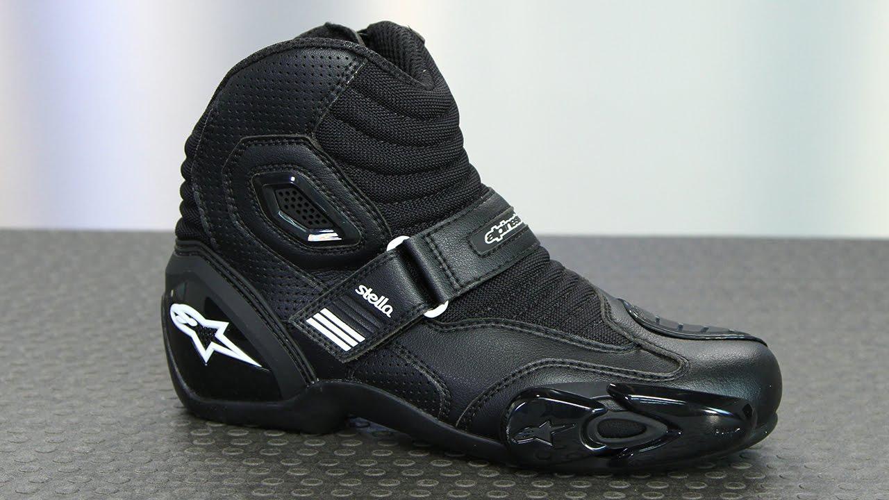 alpinestars s stella smx 1 boots motorcycle