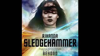 rihanna   sledgehammer extended version from star trek beyond credits