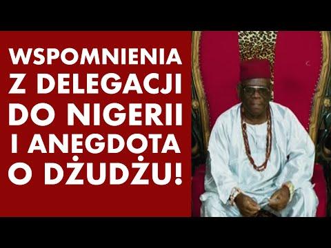 Michał Pol I ANEGDOTA Z Nigerii O DŻUDŻU