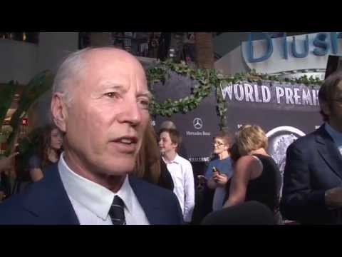 Jurassic World: Frank Marshall Exclusive Premiere Interview