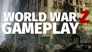World War Z Episode 1 Gameplay - New York: The Descent
