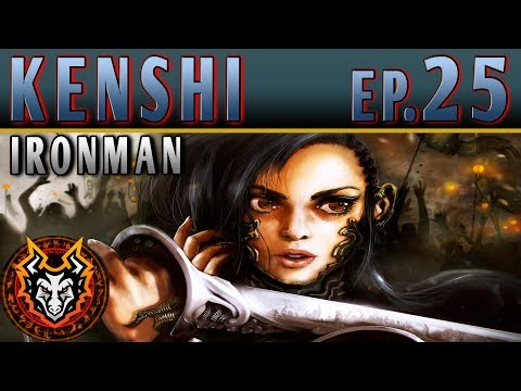 Kenshi Ironman PC Sandbox RPG - EP25 - THE LOST BROTHER