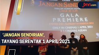 Jangan Sendirian, Nuansa Romantis dan Mistis Yogyakarta dalam Film Horor - JPNN.com