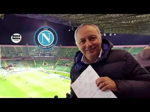 Sampdoria Napoli, 11 aprile 2021, Radiocronaca Di Carmine Martino e Paolo Del Genio (0 - 2) - Luigi Carlino