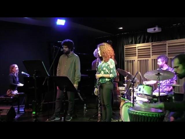 'Sambaluna' - Alicia Tamariz Sextet presenta ALETHEIA