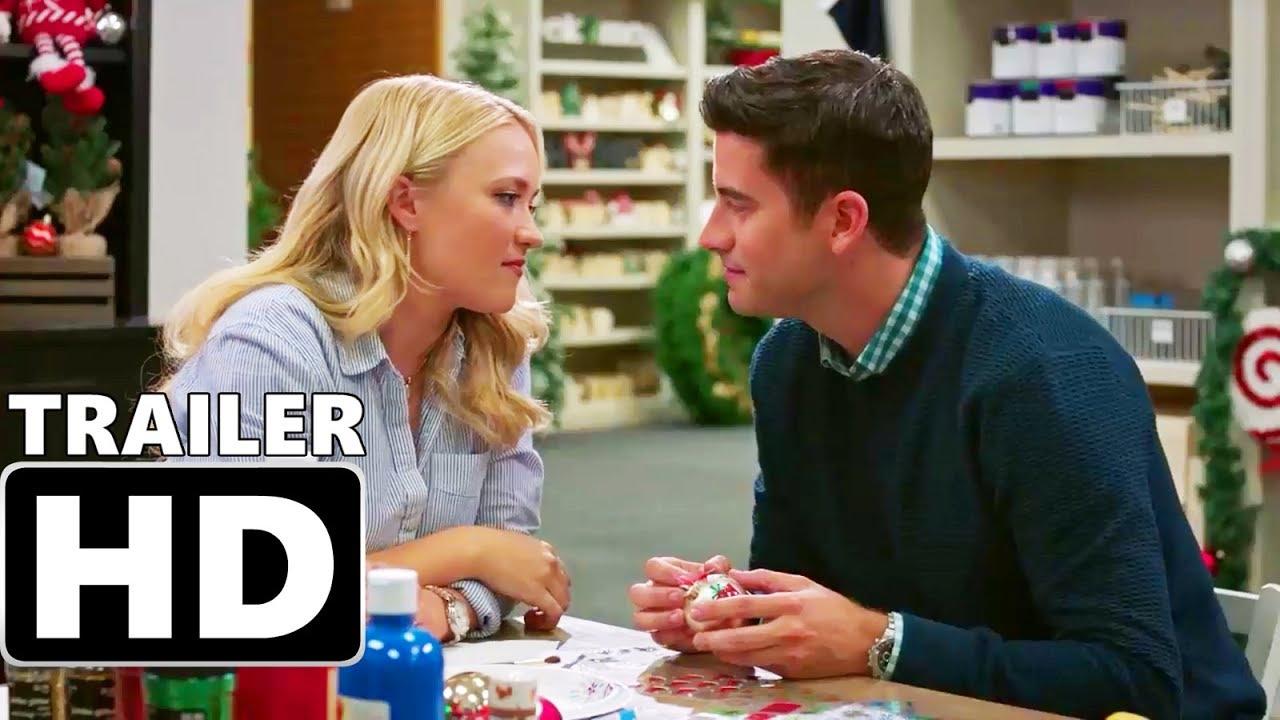 Christmas Wonderland Trailer 2018 Emily Osment Ryan Rottman Movie Youtube