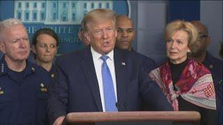 President Trump coronavirus remarks   March 15, 2020