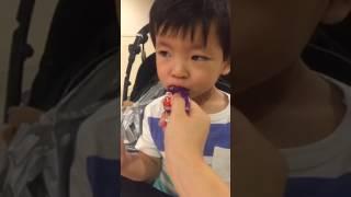 2歳児 おやつ① thumbnail