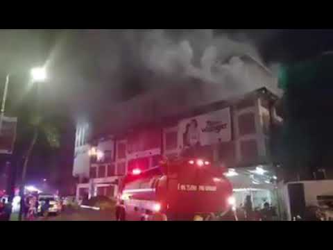 Metro Opening After Huge Fire  Ayala Mall, Cebu City, Philippines