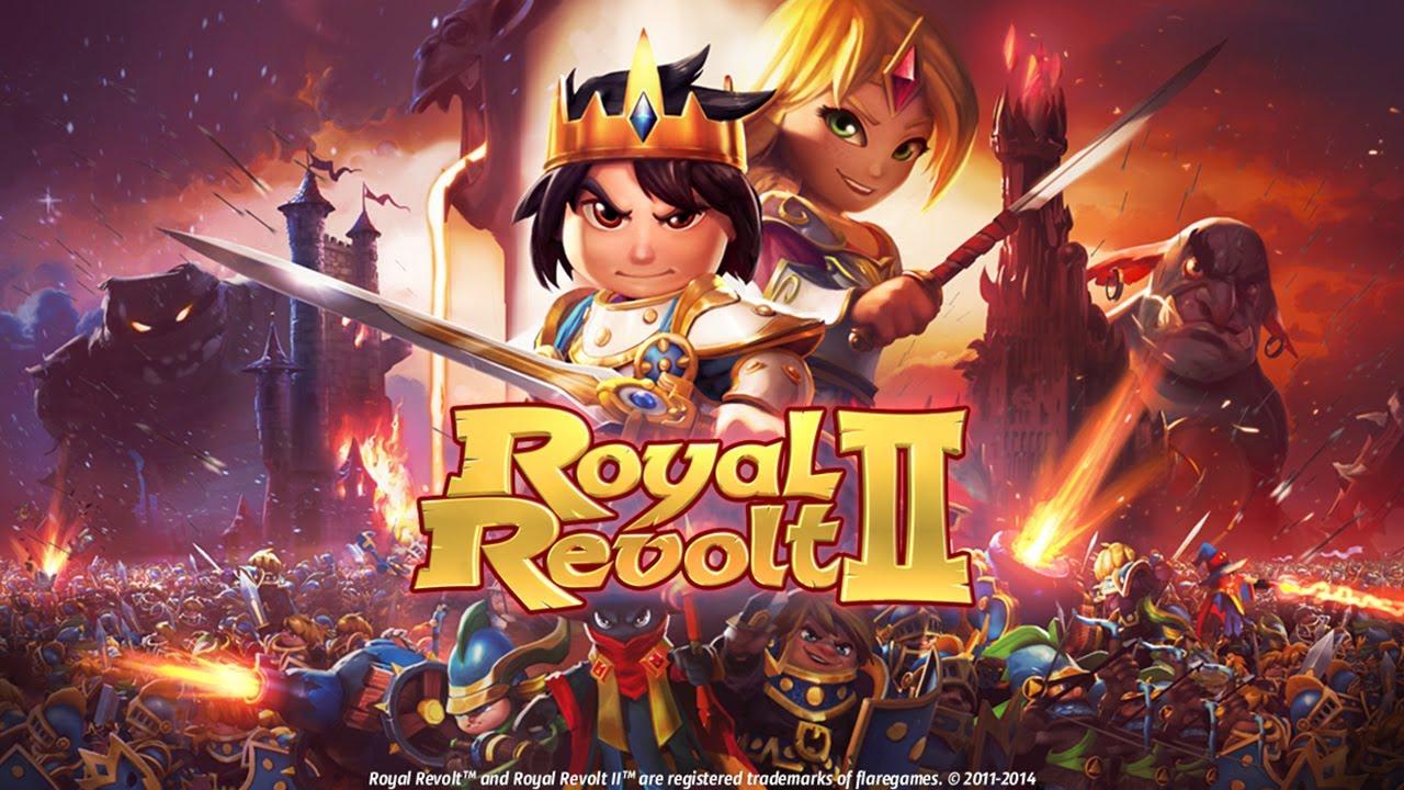 Royal Revolt 2 – Universal – HD Gameplay Trailer