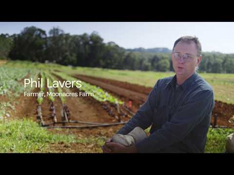 Organic Farming with Moonacres Farm