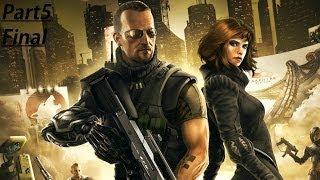 Deus Ex: The Fall - PC Walkthrough/Прохождение - Part 5