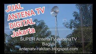 Super Antena TV Tutup Panci