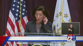 VIDEO NOW: Gov. Gina Raimondo discusses COVID-19 and the direction RI is going in