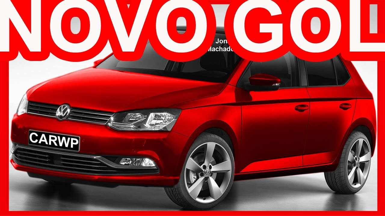 Novo Ford Focus 2018 >> PHOTOSHOP Novo Volkswagen Gol G7 2018 TSI 82 cv-150 cv @ Mini-Golf #NOVOGOL - YouTube