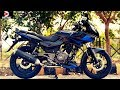 2019 Bajaj Pulsar 220 Review What's New ABS? #Bikes@Dinos