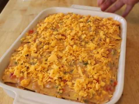 Food Wishes Recipes - King Ranch Chicken Casserole Recipe - How to Make King Ranch Chicken