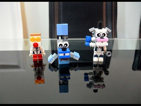 Full Download How To Build Lego Bonnet Five Nights At