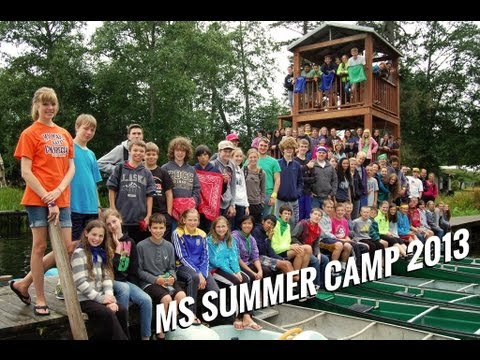 Middle School Summer Camp 2013