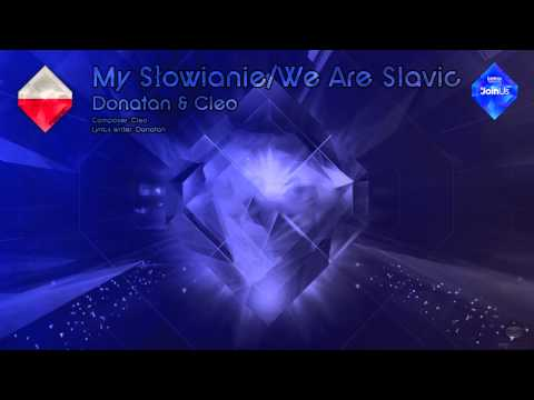 "Donatan & Cleo - ""My Słowianie/We Are Slavic"" (Poland) - [Karaoke version]"