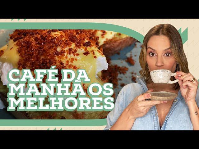 CAFÉ DA MANHÃ EM SP | DEB VISITA | Go Deb