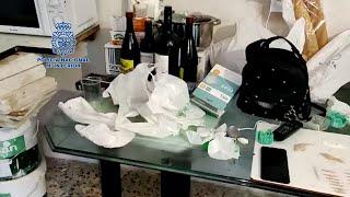 Desmantelado un punto de venta de droga en Jerez de la Frontera
