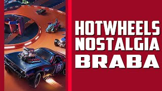NOVO jogo do Hot Wheels, NOSTALGIA BRABA