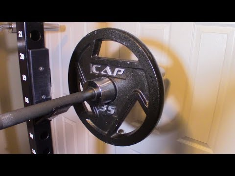 CAP Olympic Grip Plates Review