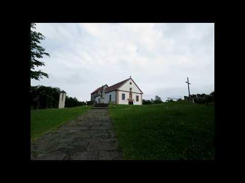 Motten-Kothen (D) die Glocken der kath. Wallfahrtskirche Maria Ehrenberg
