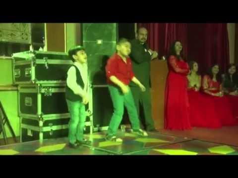 LOVELY DANCE BY ANSH AND SON OF NITIN AND GUNJAN - JAIPUR KARAOKE FUN CLUB