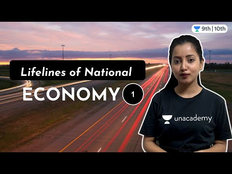 CBSE Class 10: Lifelines of National Economy L-1 | Aagaz | Unacademy Class 9 and 10 | Shubham Pathak
