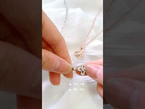 Louise Spinning Necklace Video 4