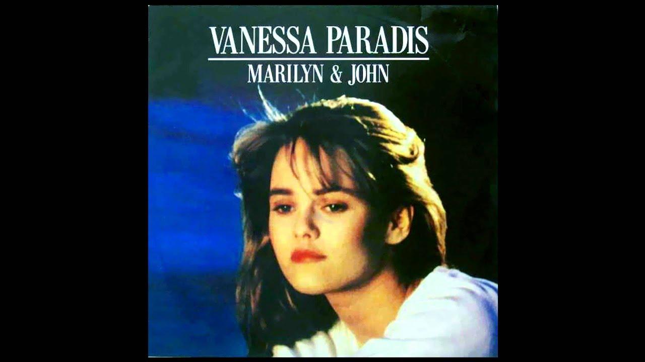 Vanessa Paradis Marilyn Amp John Youtube
