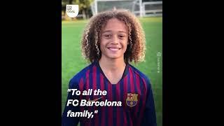 Barcelona wonderkid Xavi Simons stolen by PSG - Oh My Goal