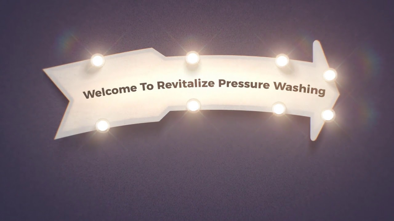 Revitalize Pressure Washing in Houston, TX | 281-888-4043