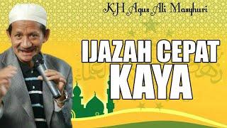 Inilah Ijazah Cepat Kaya Kata Gus Ali Mashuri di Pengajian Maulid Nabi Muhammad SAW