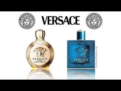 698cfe289440 Versace - Eros Pour Femme Perfume