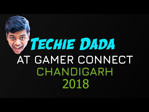Nvidia Gamersconnect Chandigarh 2018