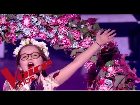 Whitney Houston - I have nothing | Emma | The Voice Kids France 2018 | Finale