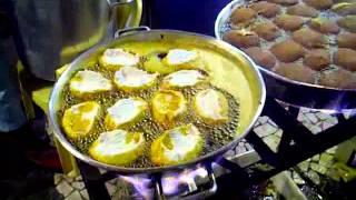 vuclip Cooking Acaraje in Itapua, Salavadoe, Bahia, Brazil
