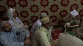 Jashne Imam Baqir 2013 HAZRAT SUFI BASHIR AHMAD PURZIA QADRI NAQEEBI -8/9
