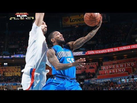 Pierre Jackson Makes First Career NBA Start for Dallas Mavericks!