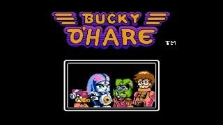 Bucky O'Hare - [Dendy / NES / Famicom] - 100% walkthrough - No comments