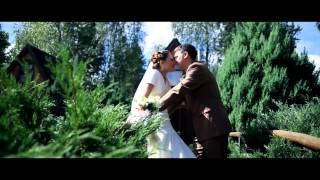 Денис и Алёна - свадебный оператор студия Марка