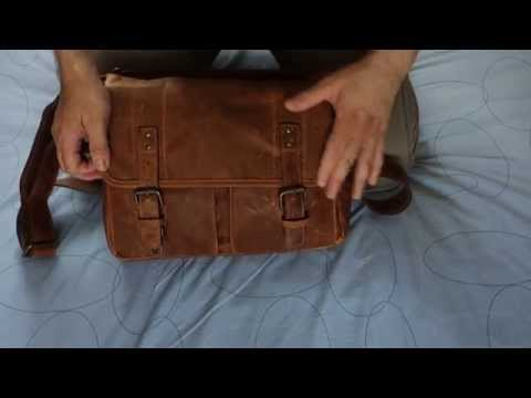Ona Leather Prince Street Camera Bag First Impressions Review