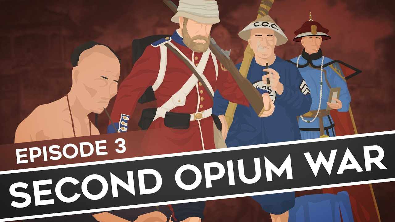 Feature History - Second Opium War