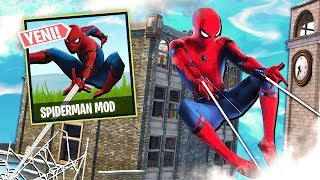 SPIDERMAN OYUN MODU (Fortnite Battle Royale)